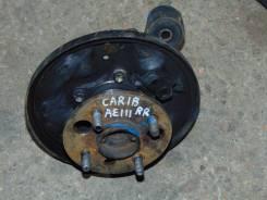 Ступица. Toyota Sprinter Carib, AE111 Двигатель 4AFE