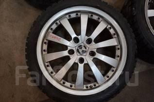 245/40R18 Зимние шины с литыми дисками BMW М. Без пробега по РФ. 8.0x18 5x120.00 ET35 ЦО 73,0мм.