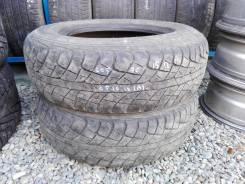 Dunlop Grandtrek AT2. Грязь AT, износ: 40%, 2 шт