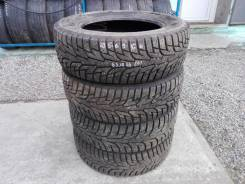 Hankook Winter i*Pike RS W419. Зимние, шипованные, 2013 год, износ: 5%, 4 шт