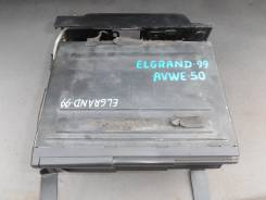 Cd-чейнджер. Nissan Elgrand, AVWE50