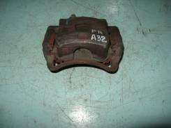 Суппорт тормозной. Nissan Cefiro, A32 Двигатель VQ20DE