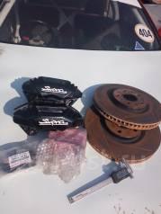 Рабочая тормозная система. Toyota Supra
