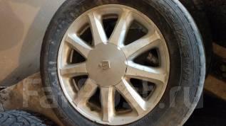 Toyota Crown. 7.5x16, 5x114.30, ET50, ЦО 60,0мм.
