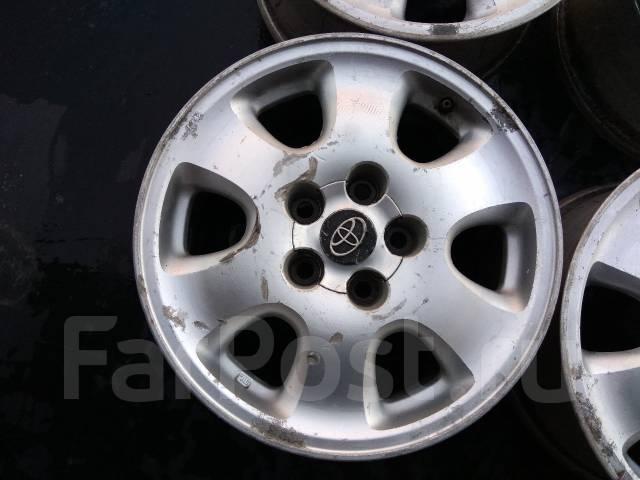 Toyota. 6.5x16, 5x114.30, ET38, ЦО 60,0мм.