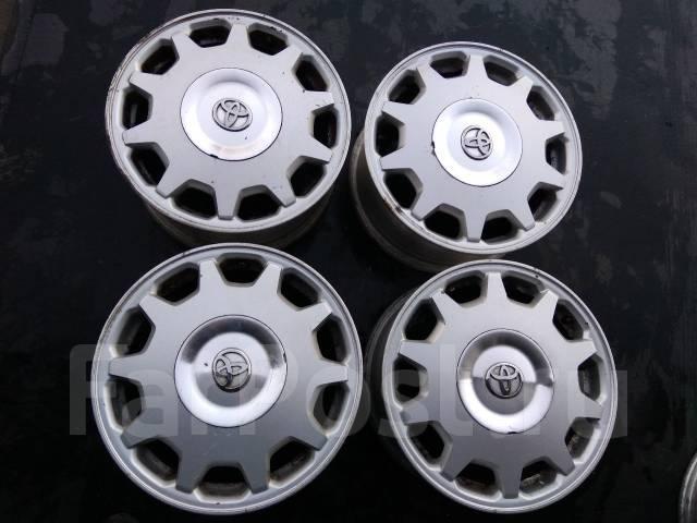 Toyota. 7.0x16, 5x114.30, ET45, ЦО 60,0мм.