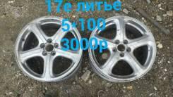 HD Wheels. 7.0x17, 5x100.00, ET-76, ЦО 70,3мм.
