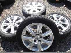 Toyota Crown. 7.5x17, 5x114.30, ET39, ЦО 60,1мм.