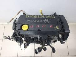 Двигатель. Opel Zafira Двигатель A18XER