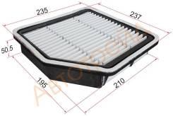 Фильтр воздушный LEXUS GS300,430 4GRFSE,3UZFE 05- SAT ST-17801-31110