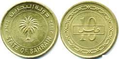 Бахрейн 10 ФИЛС 1992 Пальма