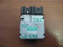 Реостат печки Toyota Land Cruiser 100 87165-60020