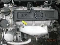 Двигатель. Skoda Rapid Двигатель CFNA