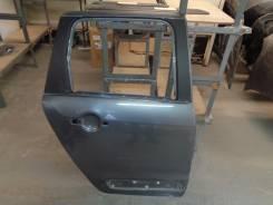 Дверь боковая. Citroen C3 Picasso