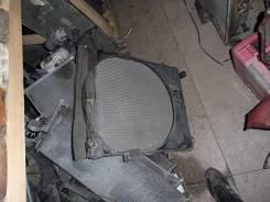 Радиатор охлаждения двигателя. Mazda Titan. Под заказ