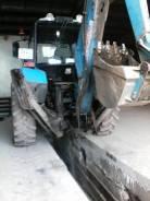 МТЗ 82. Продам Трактор с реверсом эксковатор-погрузчик, 90 куб. см.