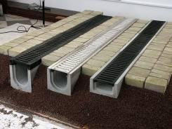 Водосточные и дренажные системы.