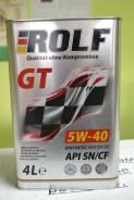 ROLF. Вязкость 5W-40, синтетическое. Под заказ