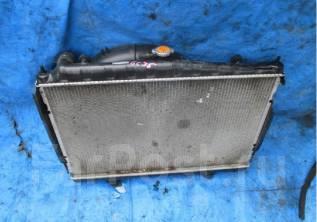 Радиатор охлаждения двигателя. Nissan Stagea, WHC34, WGC34, WGNC34 Nissan Laurel, GC35, HC35, GNC35, GCC35 Nissan Skyline, ENR34, ER34 Двигатели: RB25...