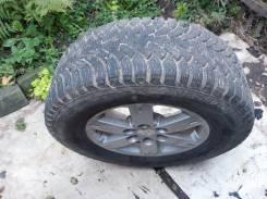"""Зимние колёса"""" nokian hakkapellitta suv"""" для pajero 3,4 поколения. 7.5x17 6x139.70 ET46"""
