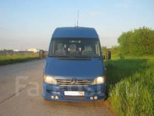 Mercedes-Benz Sprinter 313 CDI. Продам микроавтобус Mercedes Sprinter, 2 200 куб. см., 18 мест
