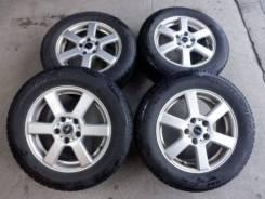 Bridgestone. 7.0x17, 5x114.30, ET53, ЦО 73,0мм.