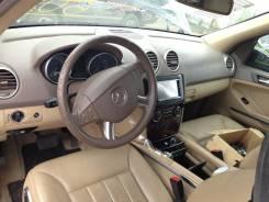 Панель приборов. Mercedes-Benz M-Class, W164