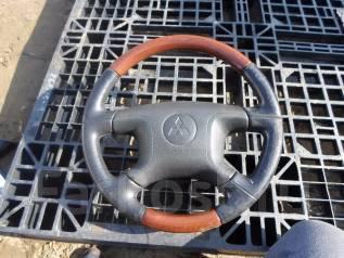 Руль. Mitsubishi Pajero, V63W, V73W, V65W, V75W, V78W, V77W, V68W Двигатель 6G74