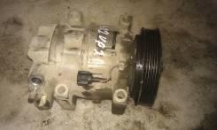 Компрессор кондиционера. Nissan Cefiro, A32 Двигатель VQ20DE