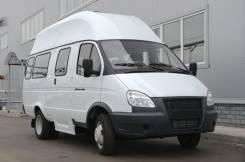 ГАЗ Газель Бизнес. Пассажирский автобус на шасси ГАЗель бизнес, 2 900 куб. см., 15 мест