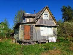 Дача в 30 км от СПб, в развитом садоводстве. площадь участка 600кв.м., от агентства недвижимости или посредника