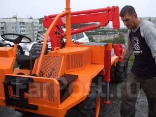 Oikawa. Продается вездеход Oikava 6х6 мостовой с крановой установкой, 1 500куб. см., 2 500кг., 1 800,00кг.
