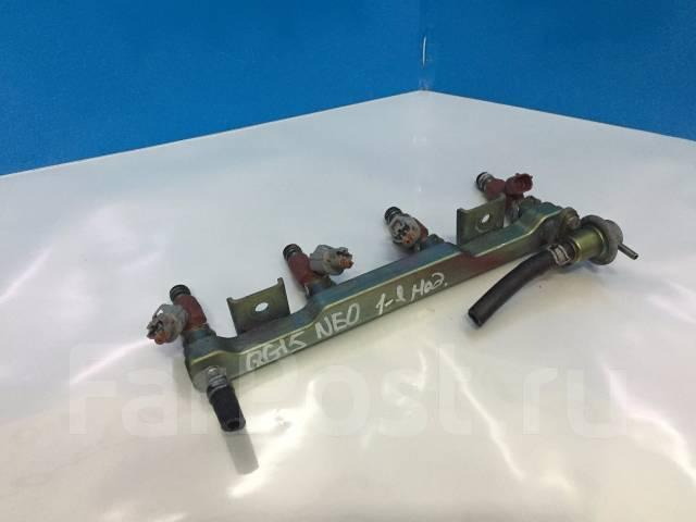 Топливная рейка. Nissan: Bluebird Sylphy, Sunny, AD, Almera, Wingroad Двигатель QG15DE