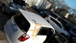 Крыша. Toyota Ractis, NCP100, SCP100, NCP105 Двигатели: 1NZFE, 2SZFE