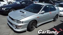 Subaru Impreza WRX STI. GC8