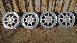 RS Wheels. 6.5x15, 4x114.30, 5x114.30, ET45, ЦО 73,0мм.