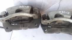 Суппорт тормозной. Toyota Corolla, NDE150, NRE150, ZRE151 Двигатель 1ZRFE