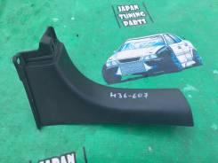 Накладка на дверь багажника. Lexus RX300, MCU35 Toyota Harrier, MCU36W, GSU30, GSU35W, GSU36W, MHU38, MCU35W, MCU31, MCU30W, MCU31W, MHU38W, MCU35, AC...