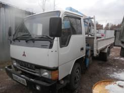 Mitsubishi Canter. Продам Митсубиси Кантер с установкой 2-2 тонн, 4 200 куб. см., 3 500 кг.