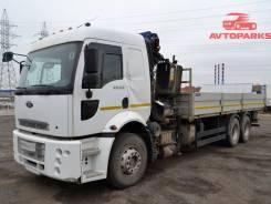 Ford Cargo. Самопогрузчик манипулятор Ford cargo CKL1 2532HR с КМУ PM 19022, 8 974 куб. см., 13 050 кг.