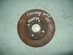 Диск тормозной. Toyota Funcargo, NCP20