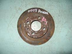 Диск тормозной. Nissan Pulsar