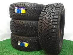 Michelin X-Ice North XIN2. Зимние, шипованные, 2013 год, без износа, 4 шт