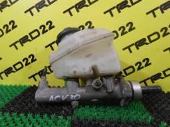 Цилиндр главный тормозной. Toyota Windom, MCV30 Toyota Camry, ACV35, ACV30, ACV31 Двигатели: 1MZFE, 2AZFE, 1AZFE