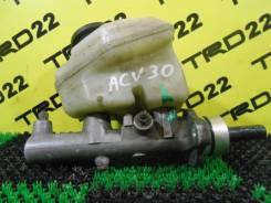 Цилиндр главный тормозной. Toyota Windom, MCV30 Toyota Camry, ACV30L, ACV35, MCV30, ACV30, ACV31, MCV31 Двигатели: 1MZFE, 1AZFE, 2AZFE, 3MZFE
