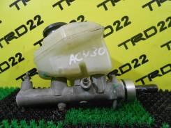 Цилиндр главный тормозной. Toyota Camry, ACV30L, ACV35, MCV30, ACV30, ACV31 Toyota Windom, MCV30 Двигатели: 2AZFE, 1AZFE, 1MZFE