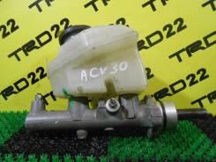 Цилиндр главный тормозной. Toyota Camry, ACV30L, ACV35, MCV30, MCV31, ACV30, ACV31 Toyota Windom, MCV30 Двигатели: 3MZFE, 1MZFE, 2AZFE, 1AZFE