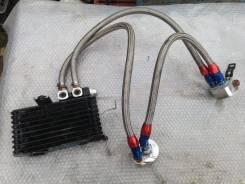 Радиатор масляный. Toyota Corolla, 10, 16