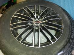 Колеса диски + зима Nokian Hakka 7 225/65 R17 сверловка 5х114,3. 7.0x17 5x114.30 ET40 ЦО 76,0мм.