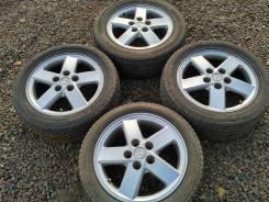 Mazda. 6.0x16, 5x114.30, ET50, ЦО 67,1мм.